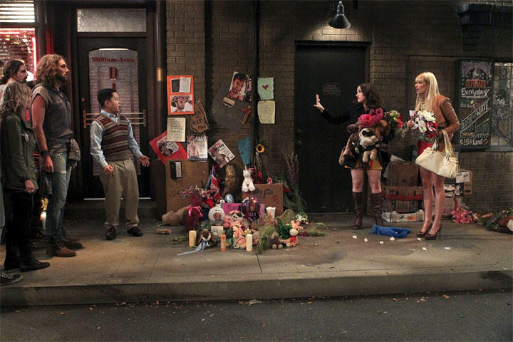 2 Broke Girls TV Show Based in Brooklyn New York