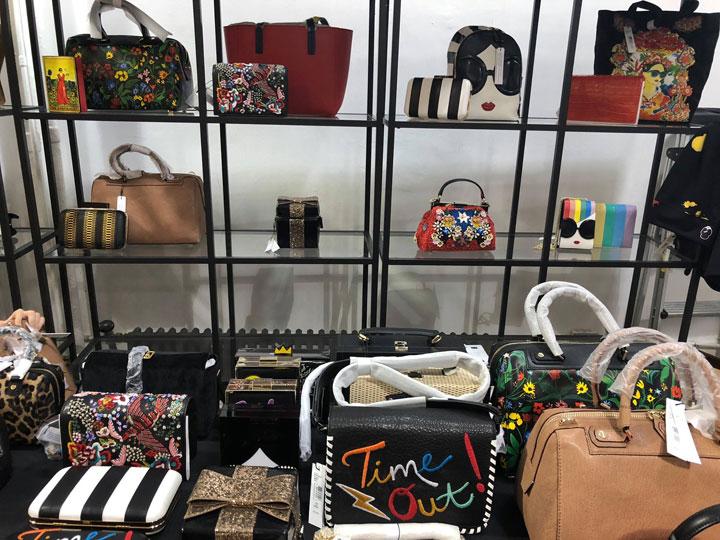 Alice + Olivia Sample Sale Handbags