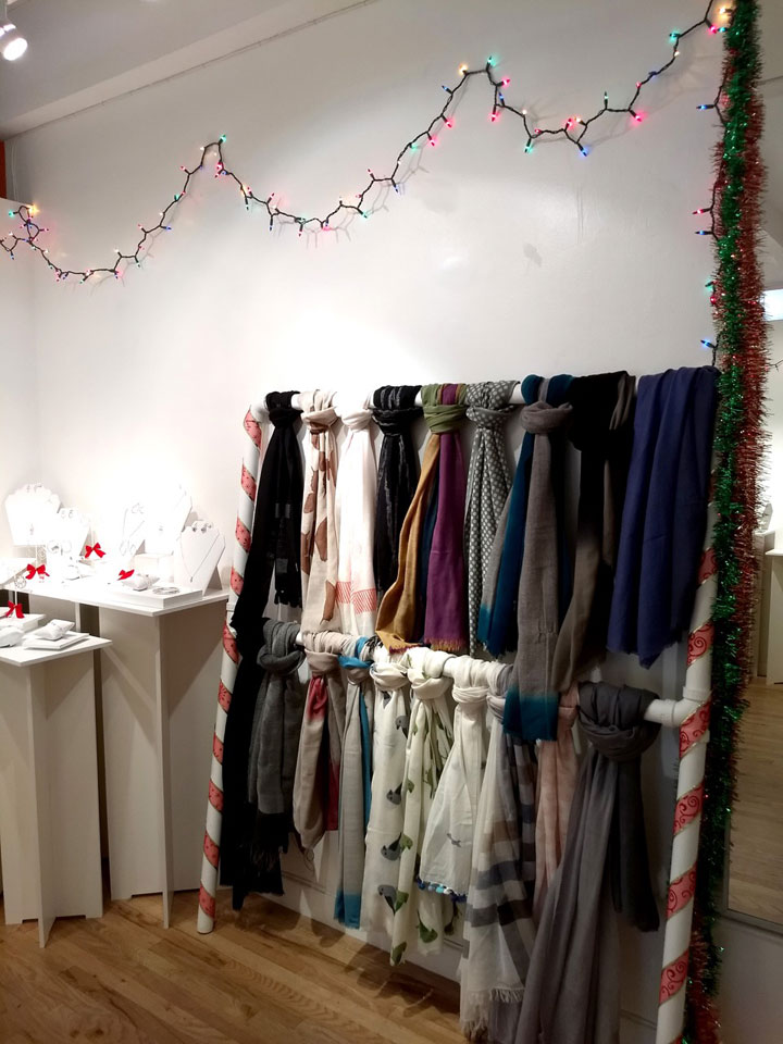 Paz Collective Holiday Sample Sale