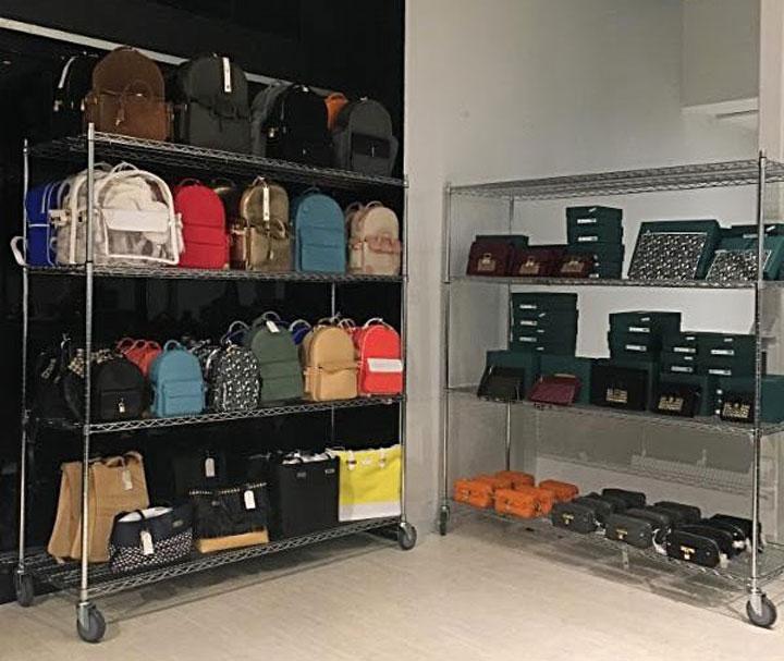Buscemi Sample Sale Accessories