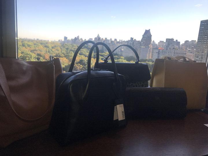 Cinzia Rocca Sample Sale Handbags