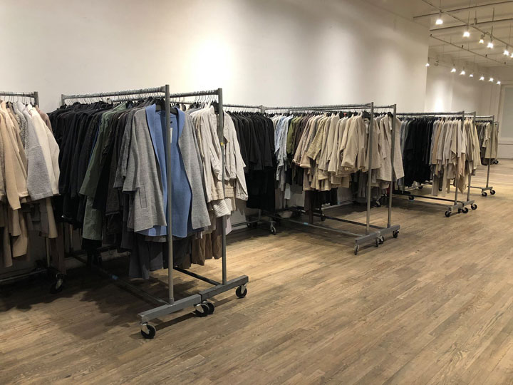 Eileen Fisher Sample Sale Cashmere