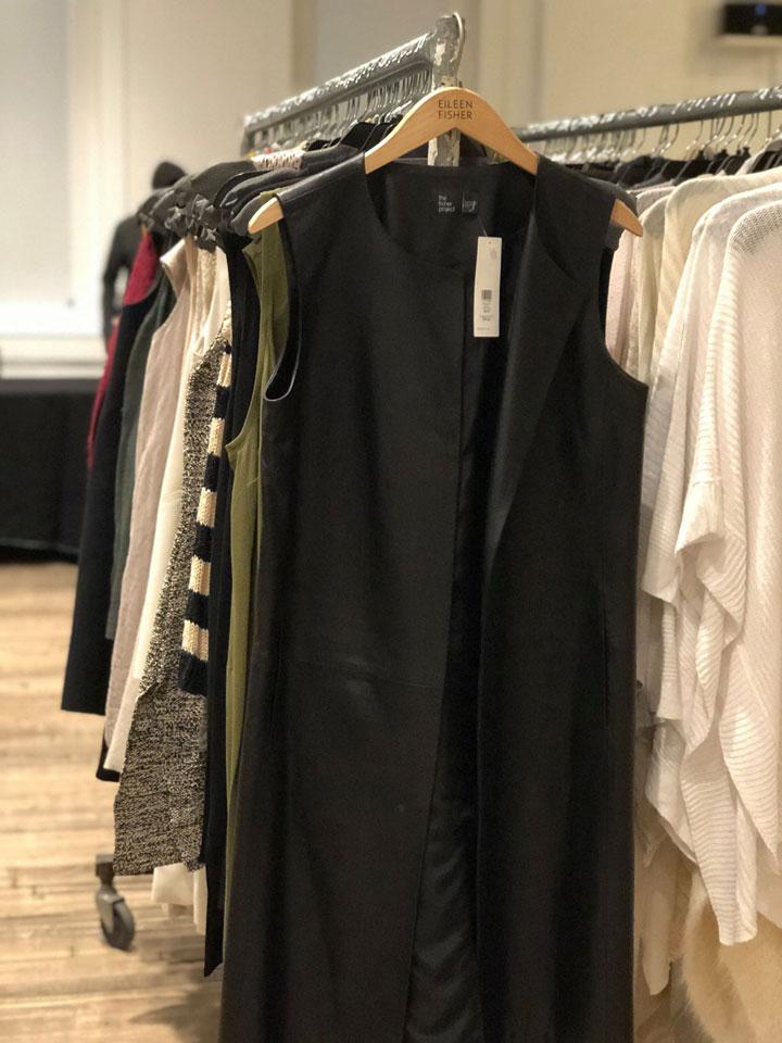 Eileen Fisher Sample Sale Dress