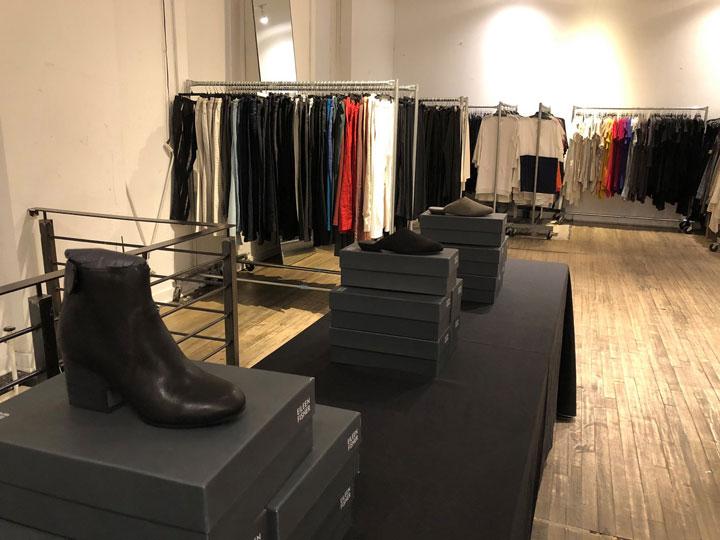 Eileen Fisher Sample Sale Footwear