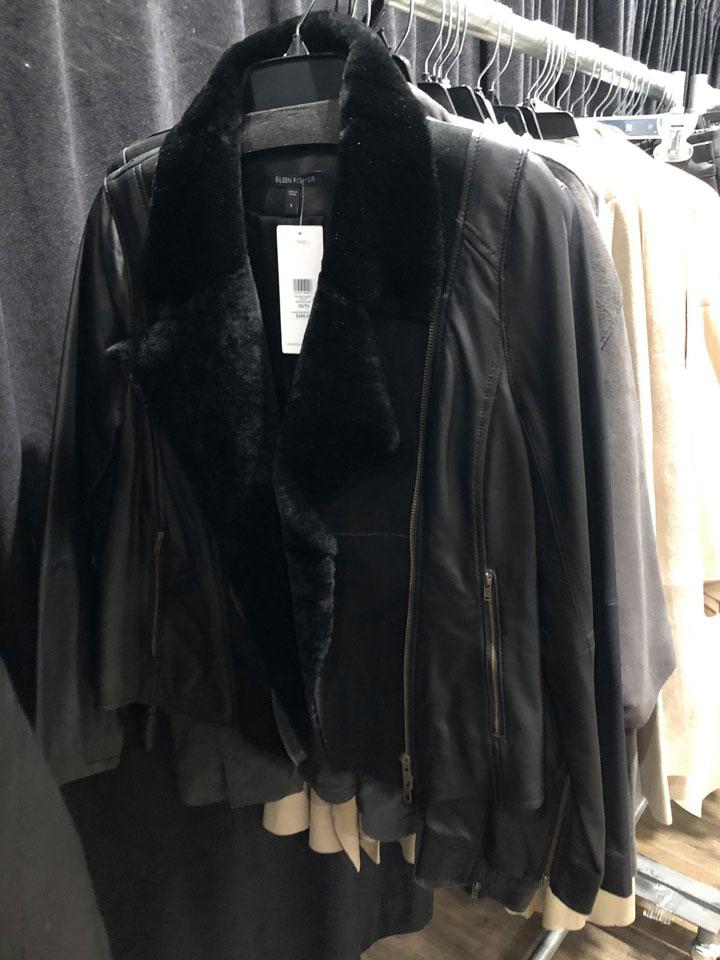 Eileen Fisher Sample Sale Jacket