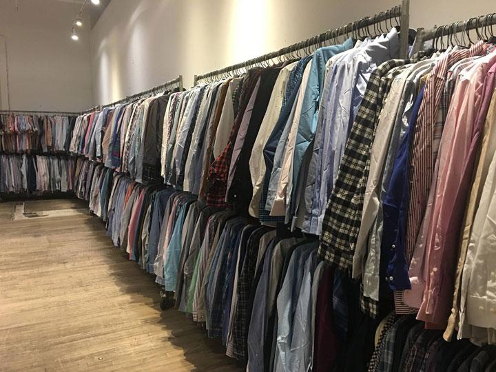GANT Sample Sale Shirts