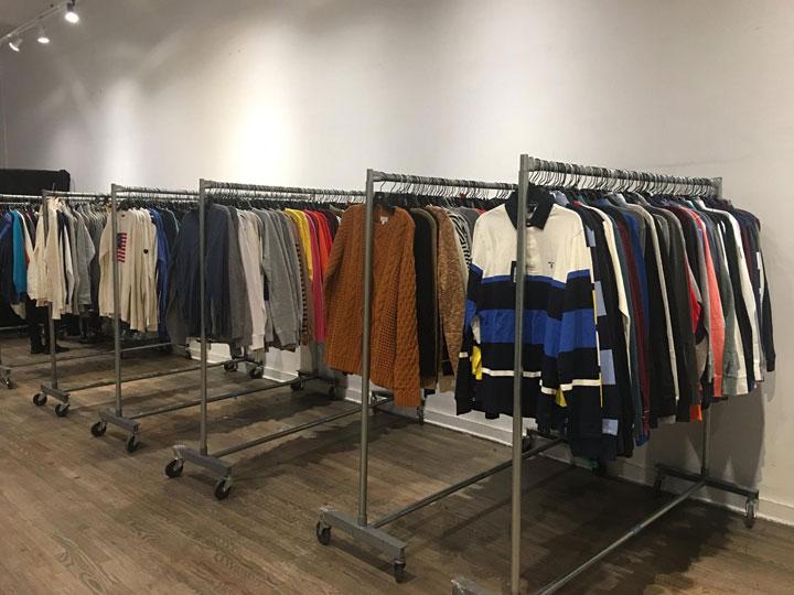 GANT Sample Sale Sweaters