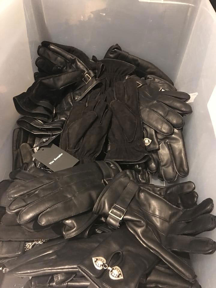 The Kooples Sample Sale Gloves