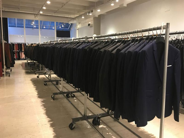 The Kooples Sample Sale Menswear