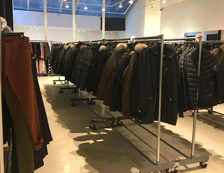 The Kooples Sample Sale Outerwear