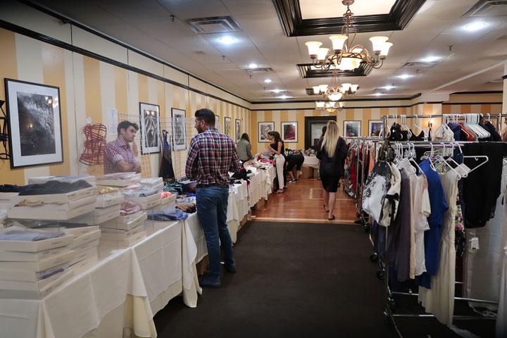 La Perla Inaugural Fashion Week Sample Sale