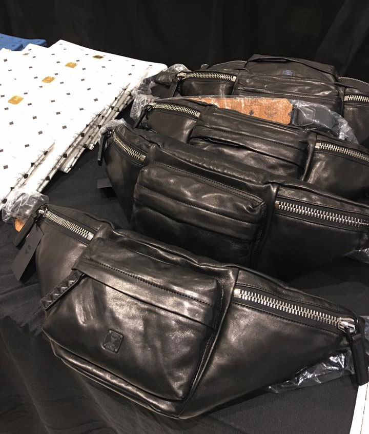 MCM Sample Sale Handbags Accessories