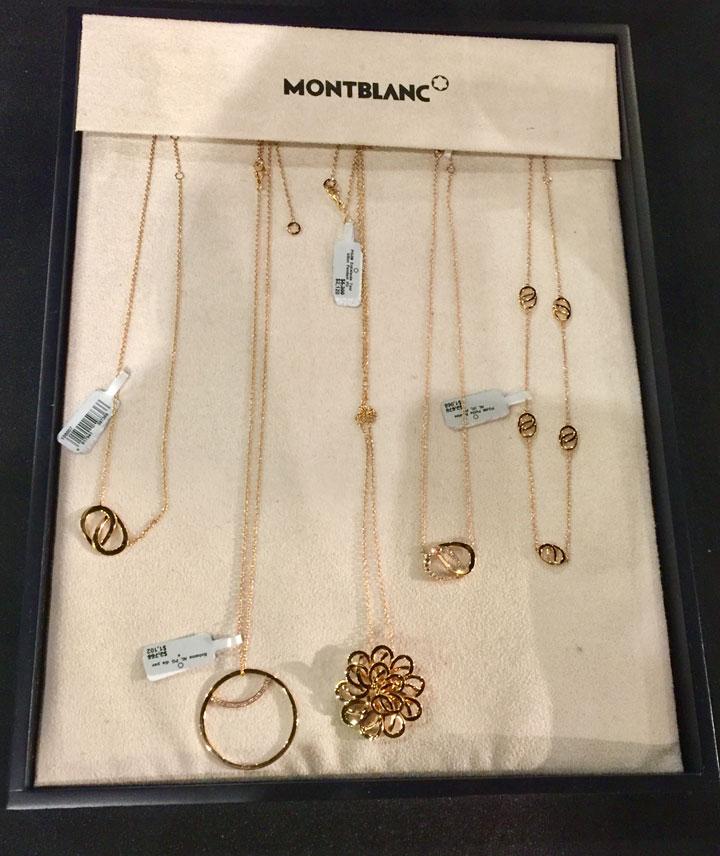 LA Sample Sale Review: Montblanc