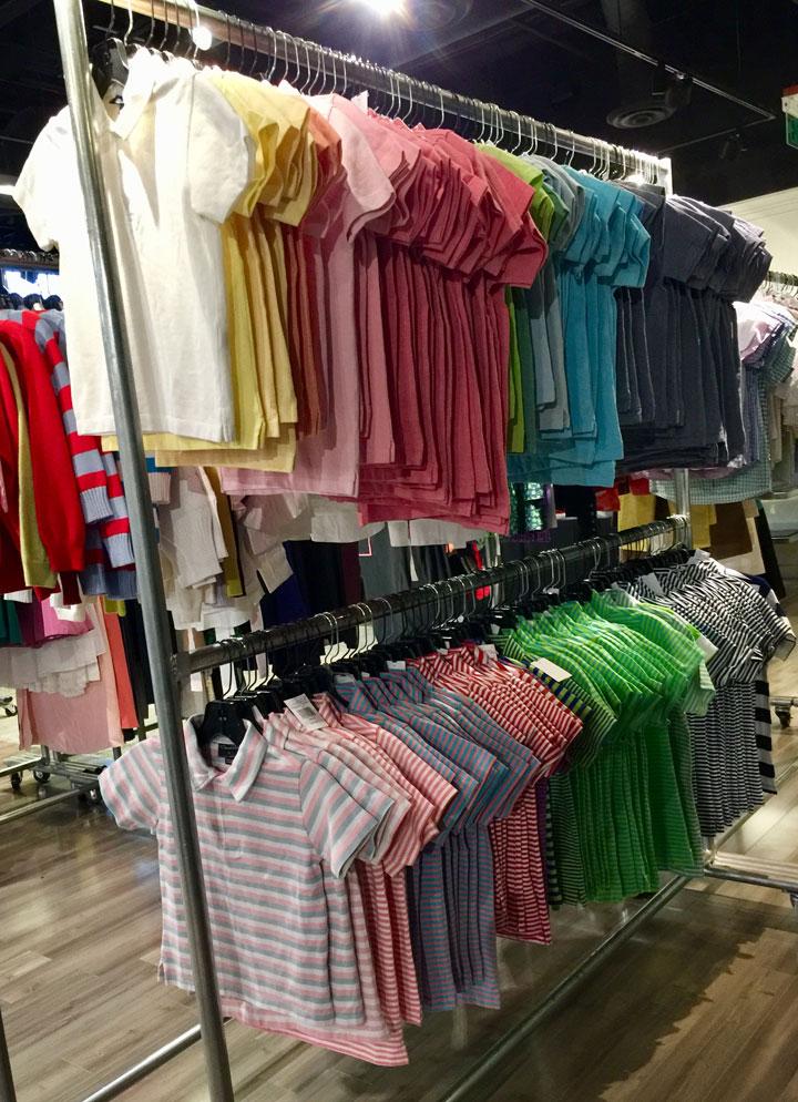Oscar de la Renta LA Sample Sale Childrenswear