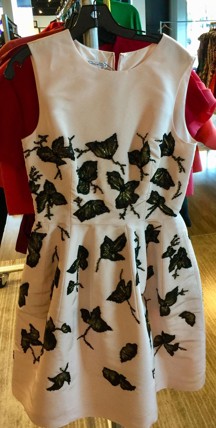 Oscar de la Renta LA Sample Sale Dresses