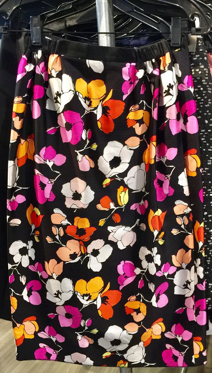 Oscar de la Renta LA Sample Sale Skirt