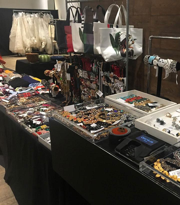 Oscar de la Renta Sample Sale Jewelry