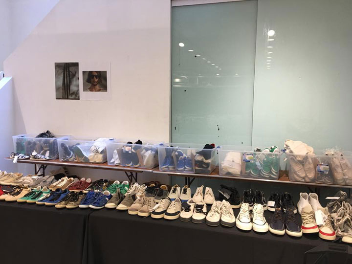 Osklen Sample Sale Sneakers