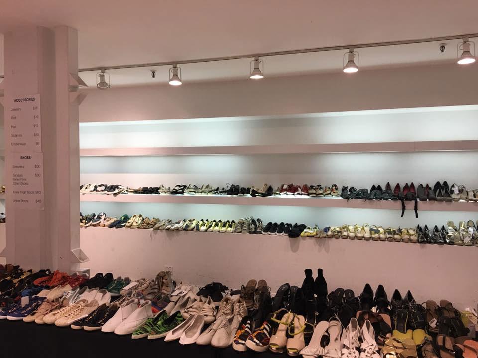 Osklen Sample Sale Women's Footwear