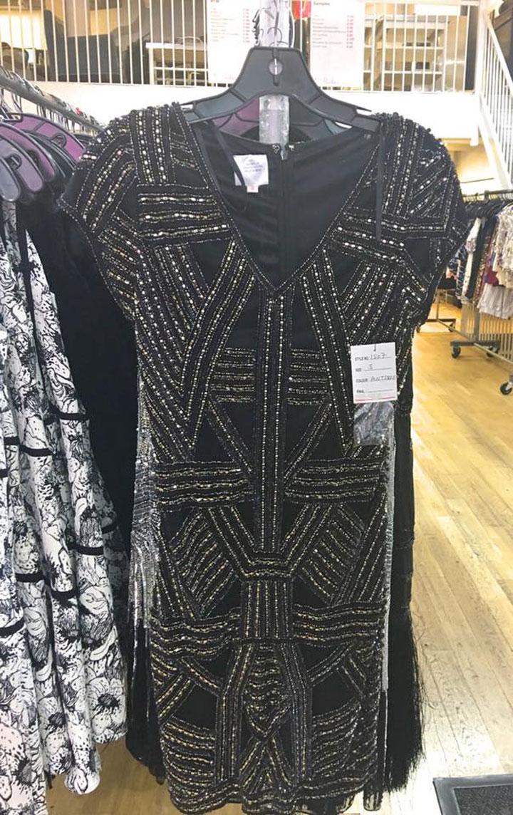 Parker Sample Sale Dress