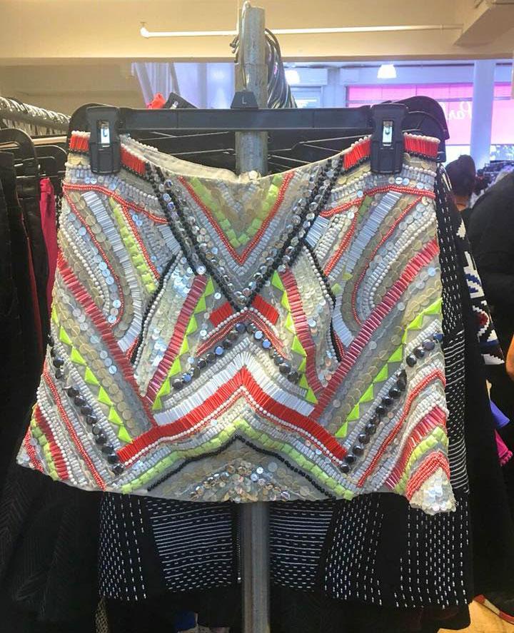Parker Sample Sale Skirt
