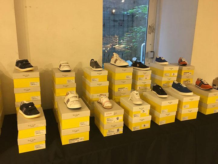 Paul Smith Sample Sale Men's Sneakers