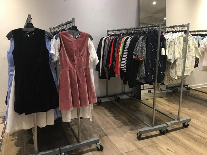 Paul Smith Sample Sale Womenswear