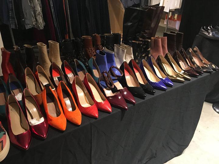 Paul Smith Sample Sale Women's Footwear