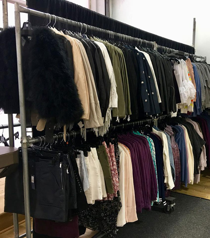Rebecca Minkoff Sample Sale Apparel