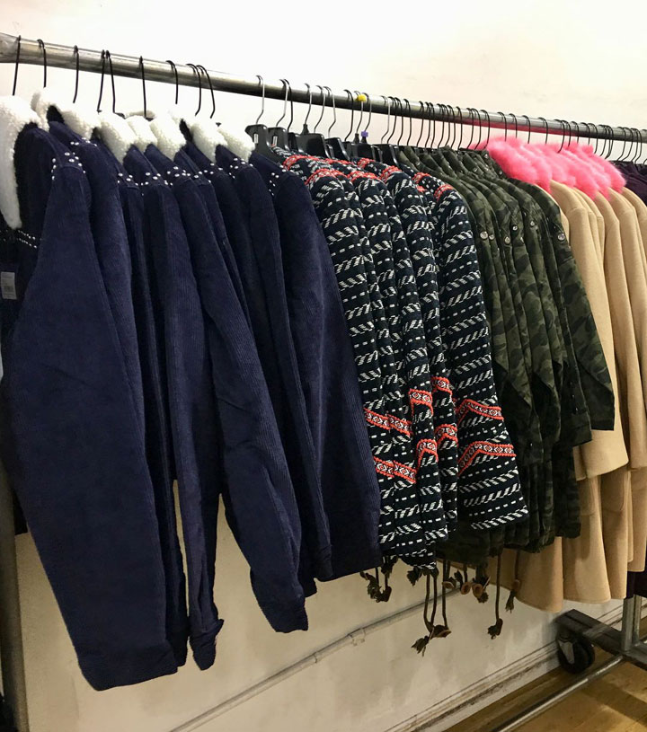 Rebecca Minkoff Sample Sale Jackets