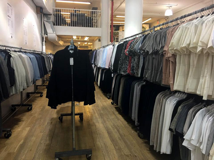 Reiss London Sample Sale Shirts