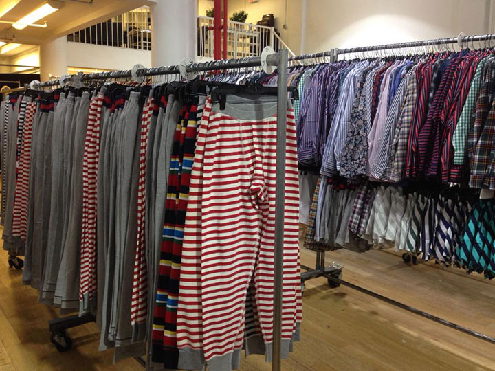 Sleepy Jones Sample Sale PJs