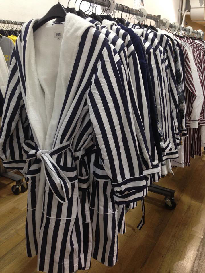 Sleepy Jones Sample Sale Robes