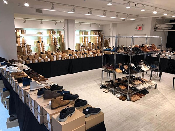 Steven Alan + Billy Reid + FEIT Sample Sale Footwear