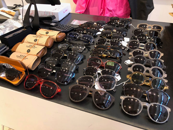 Steven Alan + Billy Reid + FEIT Sample Sale Sunglasses