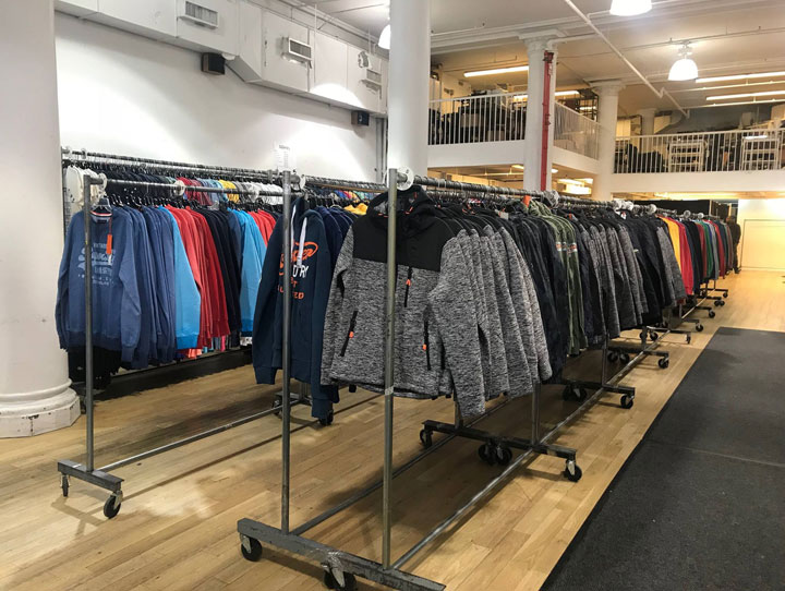Superdry Sample Sale Jackets