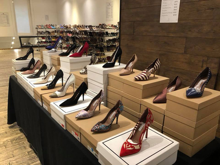 Tabitha Simmons Sample Sale Pumps