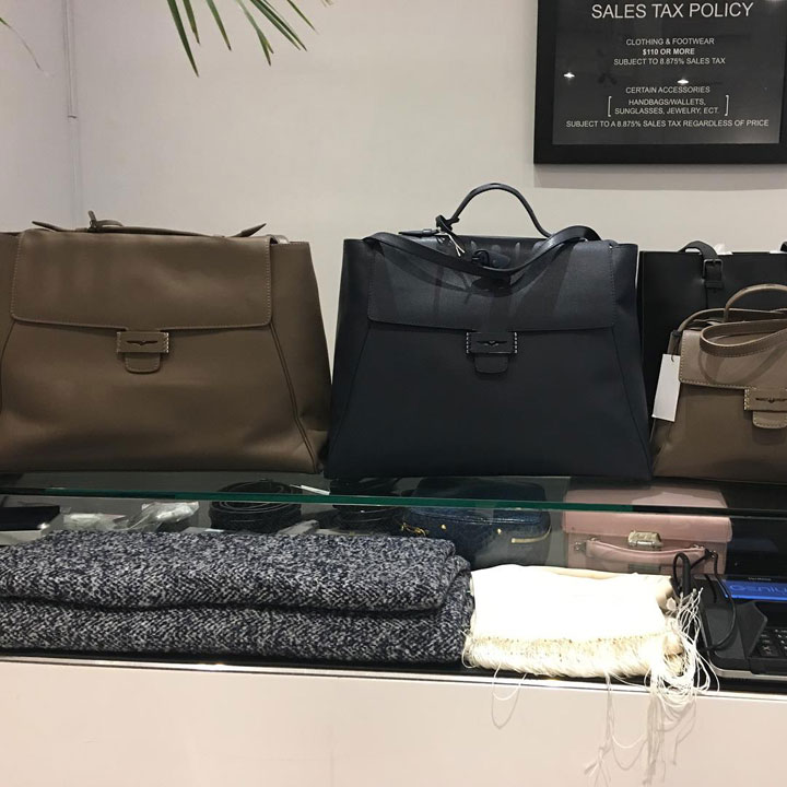 The Line Sample Sale Handbags