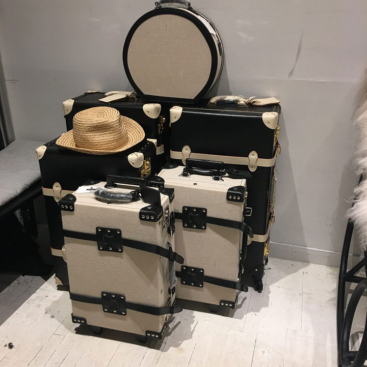 The Line Sample Sale Luggage