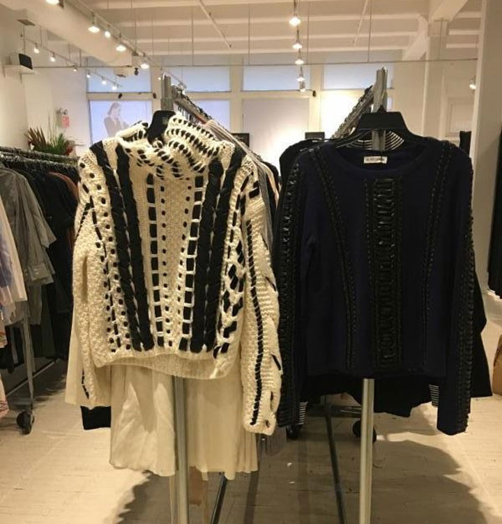 The Line Sample Sale Sweaters