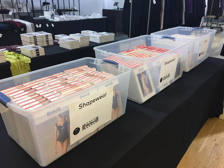 Wolford Sample Sale Shapwear