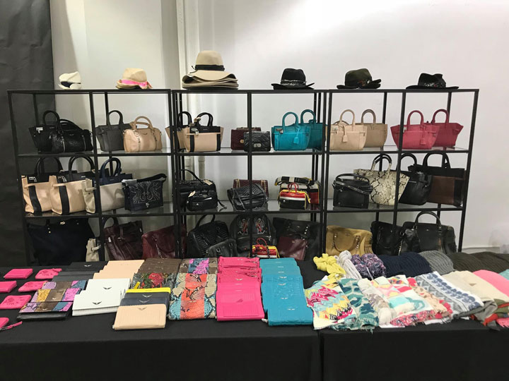 Zadig & Voltaire Sample Sale Handbags