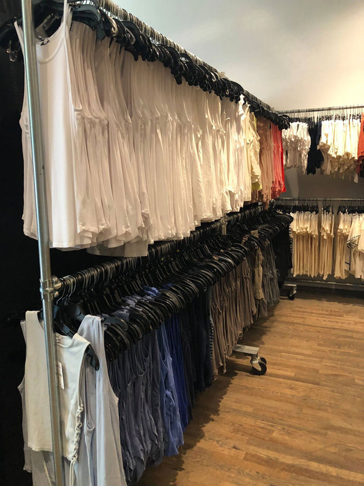 260 x Splendid Sample Sale Tops