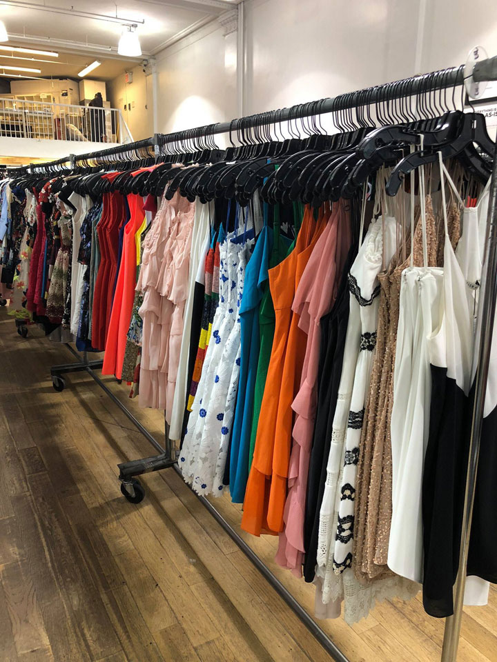 Alice + Olivia Sample Sale Apparel