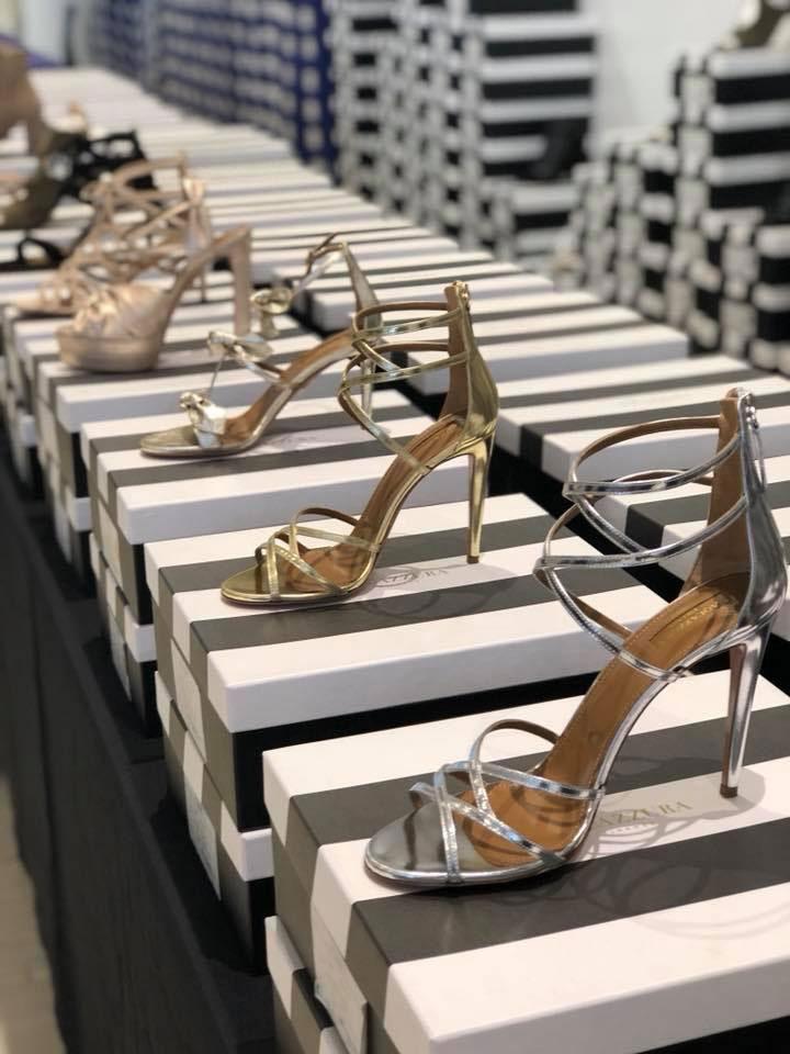 Aquazzura Sample Sale Footwear