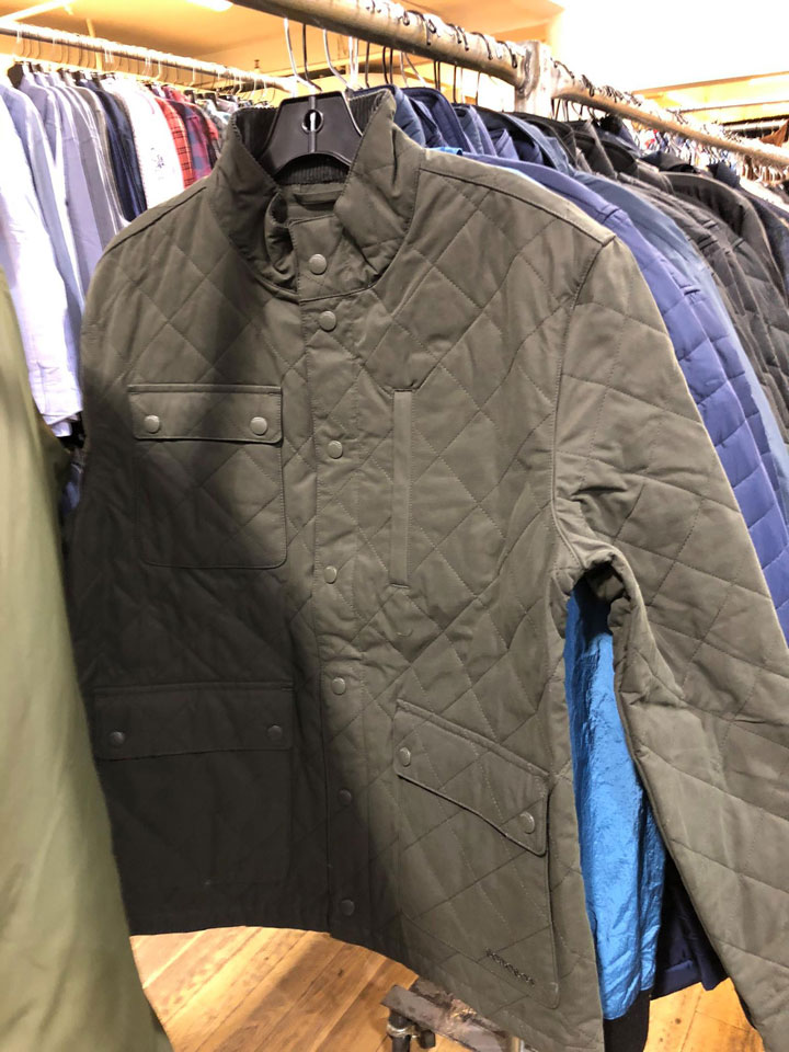 Superdry Sample Sale Jacket