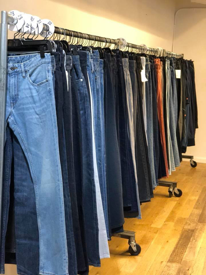 Bonobos Sample Sale Jeans
