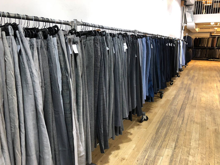 Bonobos Sample Sale Trousers