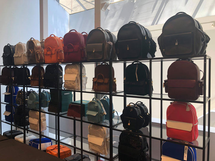 Buscemi Sample Sale Bags