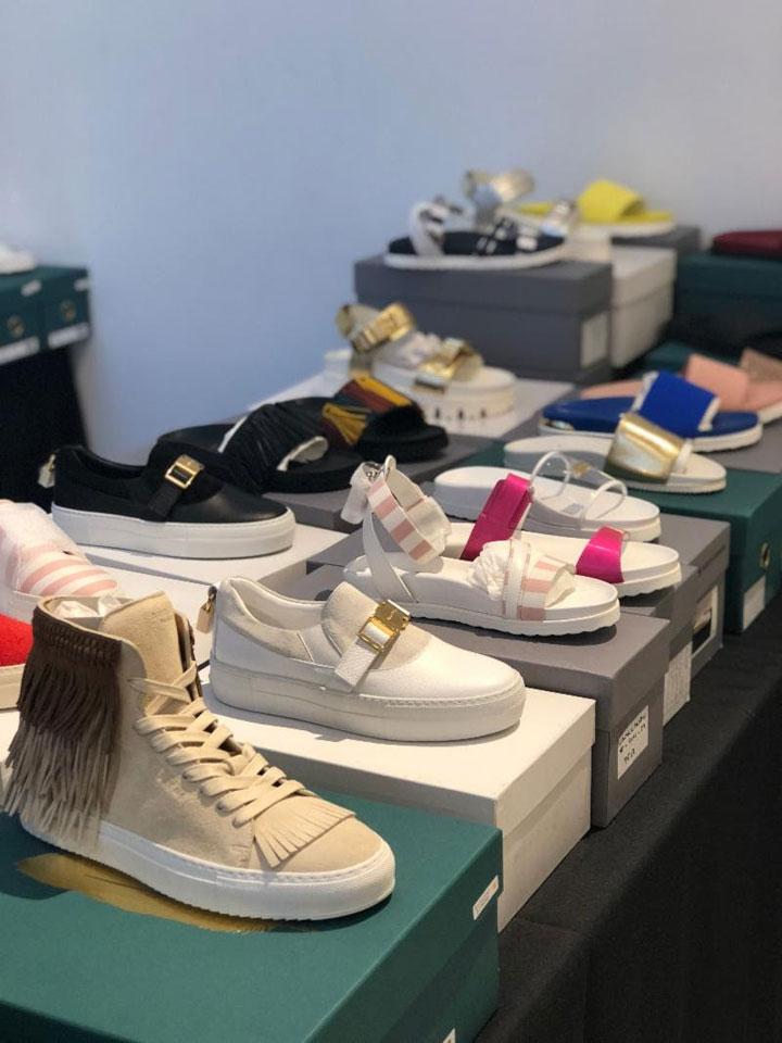 Buscemi Sample Sale Footwear